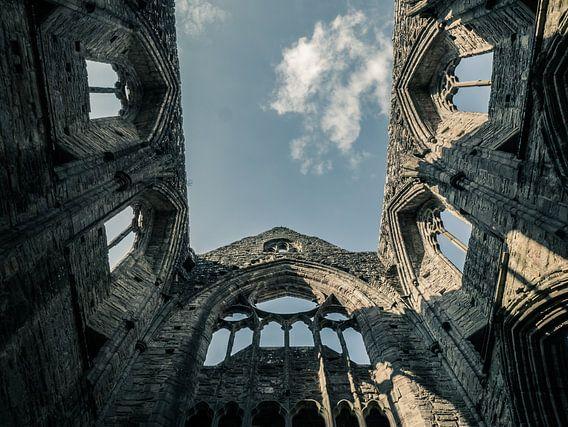 Abdij Ruine, Wales
