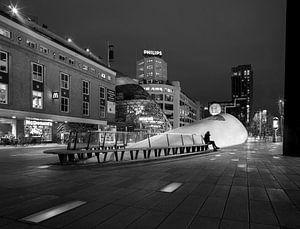 Eindhoven centrum, 18 septemberplein van Maurits van Hout