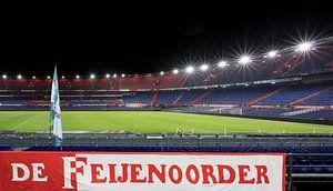 """Feyenoord Stadion """"De Kuip"""" in Rotterdam - """"De Feijenoorder Editie"""""""