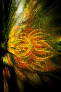 Concept digitaal : Kleuren voor het hart van Michael Nägele