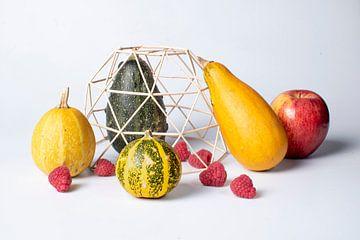 Fruit stilleven van Anouk IJpelaar