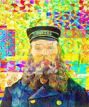 Postbote von Zanolino und Van Gogh