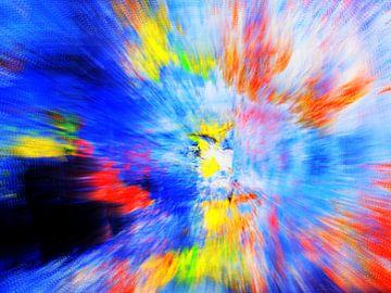 abstrakte Malerei limitierte Auflage 1-100