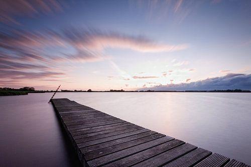 Schildmeer tijdens Zonsondergang von Frenk Volt