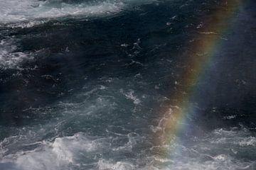 Regenboog sur Ronald Jansen