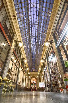 Altmodische Einkaufspassage von Mark Bolijn