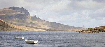 Landschaft Isle of Skye von Marloes van Pareren