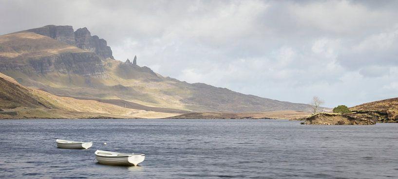 Landschap Isle of Skye van Marloes van Pareren
