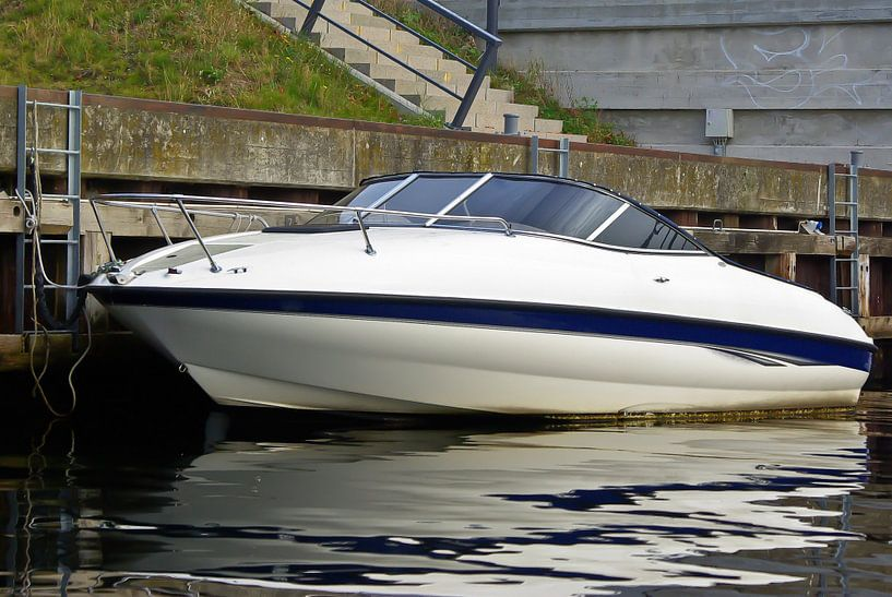 motorboot / sportboot van Norbert Sülzner