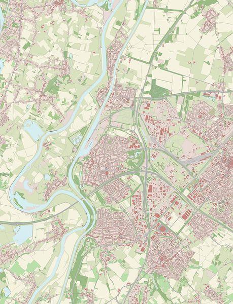 Kaart vanStein