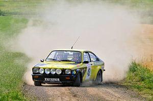 Opel Kadett C Coupe Rallye von Detlef Sauer