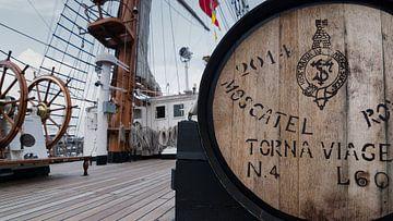 """""""Welkom aan boord """", Sail 2015 Amsterdam van"""