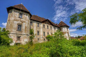 Verlassenes Schloss in Slowenien von Wesley Van Vijfeijken
