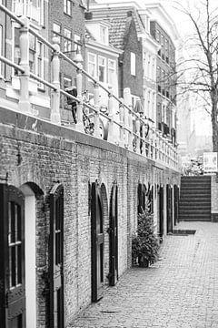 Leeuwarden Grachten van Scholtes Fotografie