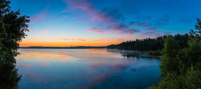 Calm Waters van William Mevissen