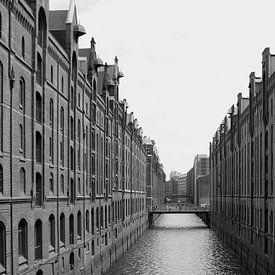 Speicherstadt Hamburg van Anne Seltmann