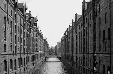Speicherstadt Hamburg von Anne Seltmann