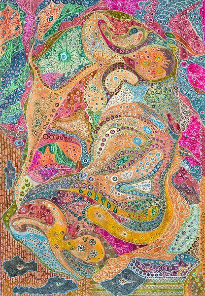 Octopus van Mohamed Hamida