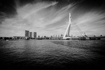 Erasmusbrug te Rotterdam von Brian Morgan