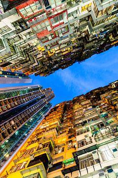 Quarry bay Hongkong von Guido Pijper