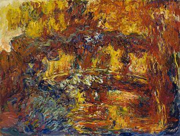 La passerelle japonaise, Claude Monet