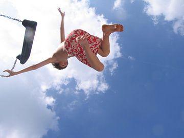 Sprong van de schommel van Evelyn Waugh