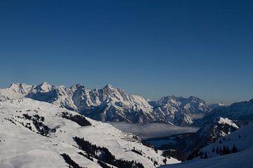 Berg in Oostenrijk sur
