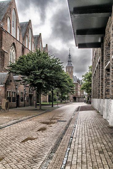 centrum Groningen Martinikerkhof