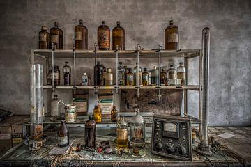 Laboratorium von Gerben van Buiten