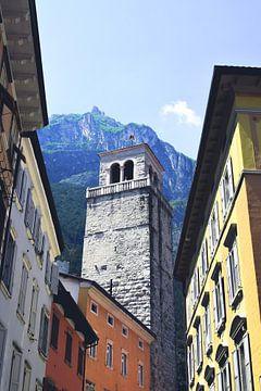 italienisches Dorf von Celyn Vries
