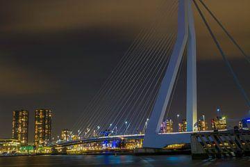 Erasmusbrug Rotterdam van Wijco van Zoelen