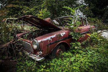 Lost car von Steven Poulisse