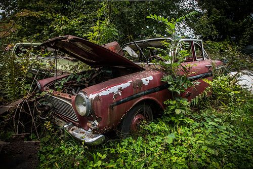 Lost car van Steven Poulisse