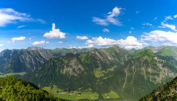 Allgäuer Alpen von Walter G. Allgöwer