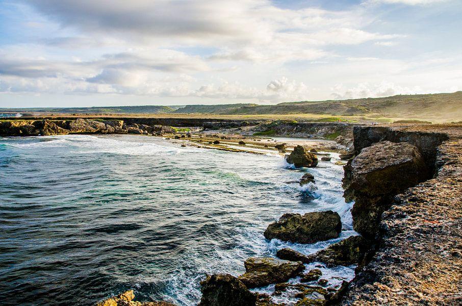 North Shore of Curacao van Joke Van Eeghem
