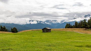 Holzhütte von Thomas Heitz