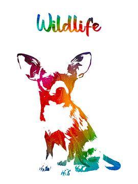 Chihuahua von Printed Artings