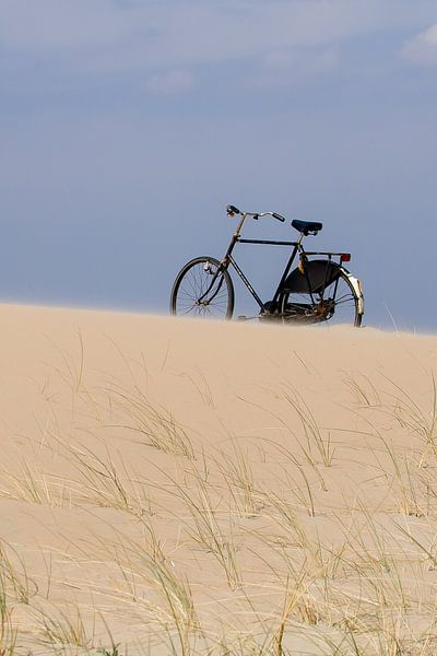 Trotse fiets van @ GeoZoomer