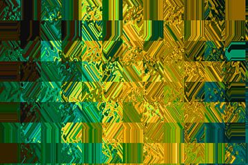 Kunstdruck Farbenspiel van ines meyer
