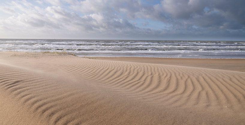 Meer und Sand von Arjan van Duijvenboden
