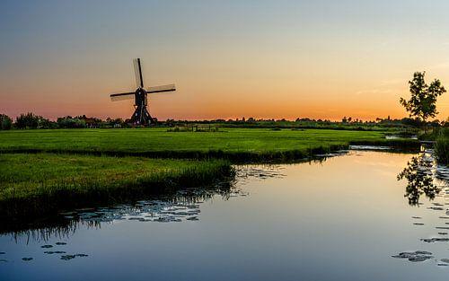 Hollands plaatje van