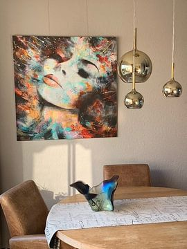 Klantfoto: Suddenly van Atelier Paint-Ing