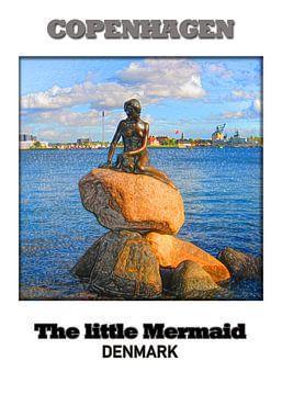 Kopenhagen & kleine Meerjungfrau von
