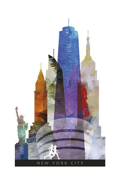 New York in a nutshell van Harry Hadders
