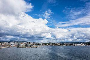 View to Oslo van
