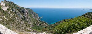 Côte d'Azur - tussen Nice en Monaco van