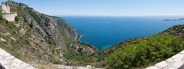 Côte d'Azur - tussen Nice en Monaco van Erik van 't Hof