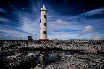 Vuurtoren Boca Spelonk, Bonaire sur Martijn Smeets