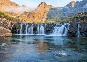 Fairy Pools, Schotland van Edwin Kooren