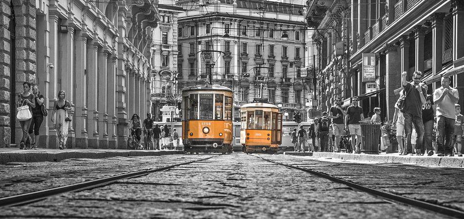 Milaan trolleys